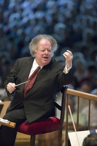 02_James Levine leads the Boston Symphony Orchestra 2007-08