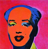 Untitled - Mao Marilyn