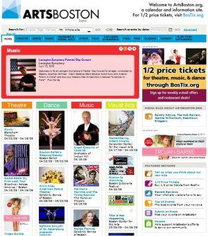 Artsboston.org